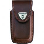 Чехол Victorinox 4.0535, для ножа 91 мм 5-8 уровней, коричневый, кожаный