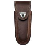 Чехол Victorinox 4.0538, для ножа 111мм 5-8 уровней, коричневый, кожаный