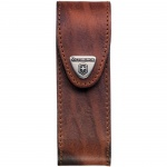 Чехол Victorinox 4.0547, для ножа 111мм 2-3 уровней, коричневый, кожаный