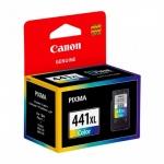 Картридж струйный Canon CL-441XL, цветной пов.ёмкости