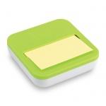 Диспенсер для клейких листков Post-It желтый, 76х76мм, с Z-блоком