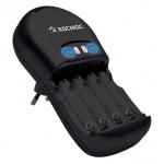 Зарядное устройство для аккумуляторов Космос KOC502 для 4 акк. АА/ААА, без аккумуляторов