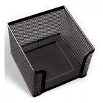 Подставка для бумажного блока Brauberg, 7.8х10.5х10.5см, металл
