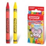 Набор восковых карандашей Пифагор 6 цветов, 222961