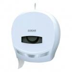 Диспенсер для туалетной бумаги в рулонах Лайма Professional Mini 601427, белый