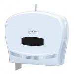 Диспенсер для туалетной бумаги в рулонах Лайма Professional Maxi 601428, белый