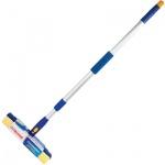 Стекломойка Лайма 25см, поворот основания на 180 град., сгон, телескопическая ручка