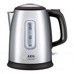 Чайник электрический Electrolux EEWA5210 серебристый, 1.5л, 2400Вт