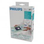 Пылесборник для пылесосов Philips FC8022/04 4 шт