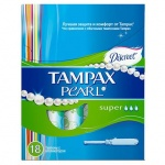 ������� Tampax Pearl Regular Duo, 18��