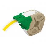 Картридж для принтера этикеток Leitz Icon 12мм х 10м, желтый, пластик, 70150015
