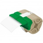Картридж для принтера этикеток Leitz Icon 50х88мм, белый, бумага, 435шт, 70180001