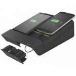 Зарядное устройство Leitz Complete 2 USB-порта, черное, 64450095