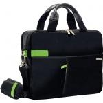 """Сумка для ноутбука Leitz Complete Smart Traveller 13.3"""", черная, 60390095"""