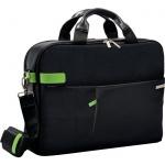 "Сумка для ноутбука Leitz Complete Smart Traveller 15.6"", 410x310x100мм, черная"