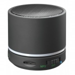Портативный мини-динамик Leitz Complete черный, Bluetooth