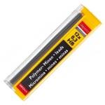 Грифели для механических карандашей Aristo Hi-Polymer НВ, 12шт, 0,35мм