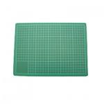 Коврик настольный для резки Leniar 30х45см, зеленый, 90196