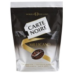 Кофе растворимый Carte Noire Millicano 150г, пакет