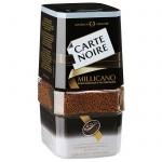 Кофе растворимый Carte Noire Millicano 95г, стекло