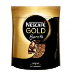 Кофе растворимый Nescafe Gold Barista 75г, пакет