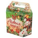 Подарочный набор Объединенные Кондитеры Волшебное лукошко, 600г