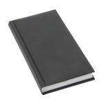 Ежедневник полудатированный Brunnen Вояж Дюна, А5, 180 листов, черный
