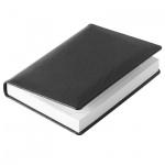 Ежедневник недатированный Brunnen Смарт Ля Фонтейн черный, 10х13.9см, 176 листов
