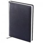 Ежедневник недатированный Brunnen Агенда Ля-Фонтейн синий, А5, 160 листов