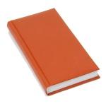 Ежедневник полудатированный Brunnen Вояж Дюна оранжевый, А5, 180 листов