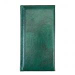 Ежедневник полудатированный Brunnen Вояж Мадера, А5, 180 листов, зеленый