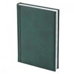 Ежедневник полудатированный Brunnen Оптимум Торино, А5, 180 листов, зеленый