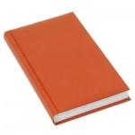 Ежедневник недатированный Brunnen Агенда Дюна, А5, 160 листов, оранжевый