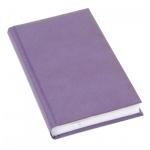 Ежедневник недатированный Brunnen Агенда Дюна фиолетовый, А5, 160 листов