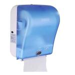 Диспенсер для полотенец в рулонах Bxg APD-5050, голубой