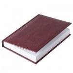 Ежедневник недатированный Brunnen Смарт Мирадор бордовый, А6, 180 листов