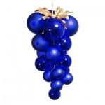 Гроздь шаров Tarrington House 20шт, синее, 326150
