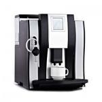Кофемашина автоматическая Merol ME-710, 1250 Вт, серебристая