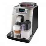 Кофемашина автоматическая Saeco Intelia Cappuccino HD8753, 1900 Вт, серебристая