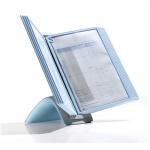 Демосистема настольная Durable Sherpa Bact-O-Clean 10 панелей, А4, ассорти, 5912-00
