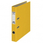 Папка-регистратор А4 Durable, желтая