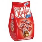 Батончик шоколадный Kit Kat вафельный, 202г