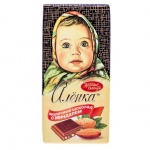 Шоколад Аленка миндаль, 100г