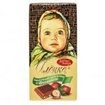 Шоколад Аленка фундук, 100г