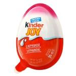 Шоколадное яйцо Kinder Joy Winx молочный, 24г