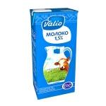 Молоко Valio 1.5%, 1л, ультрапастеризованное
