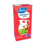 Молоко Valio 3.2%, 1л, ультрапастеризованное
