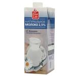 Молоко Fine Life, 950г, ультрапастеризованное, 2,5%