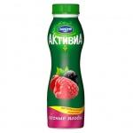 Йогурт питьевой Активиа 2.1% лесная ягода, 290г