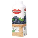 Йогурт питьевой Вкуснотеево 1.5% черника, 750г